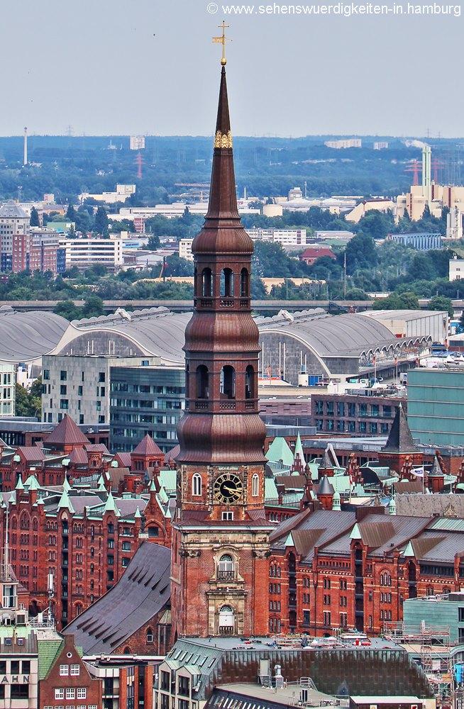 Hamburg Kirche Austreten